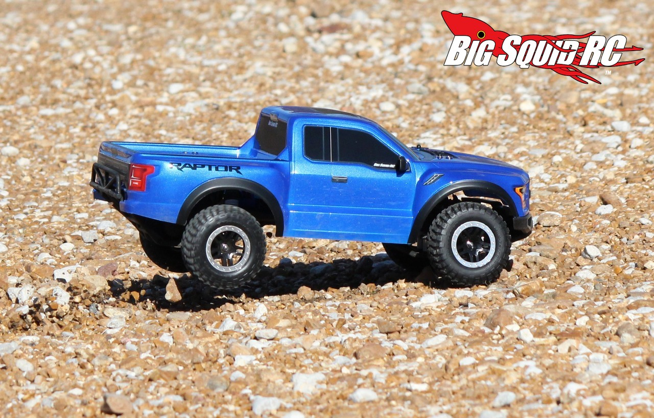 traxxas 2017 ford f 150 raptor review big squid rc rc. Black Bedroom Furniture Sets. Home Design Ideas