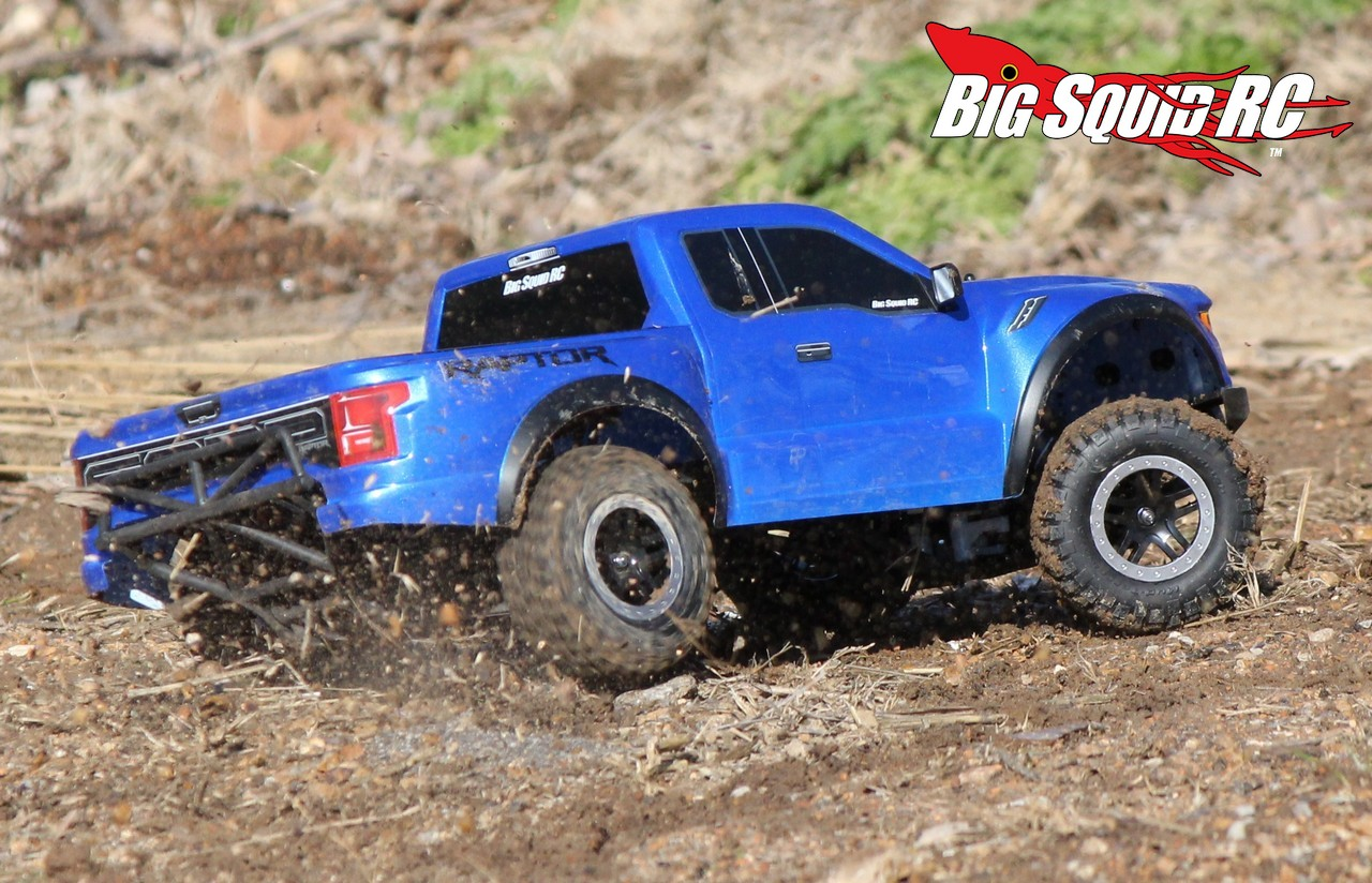 Traxxas 2017 Ford F-150 Raptor Review « Big Squid RC – RC