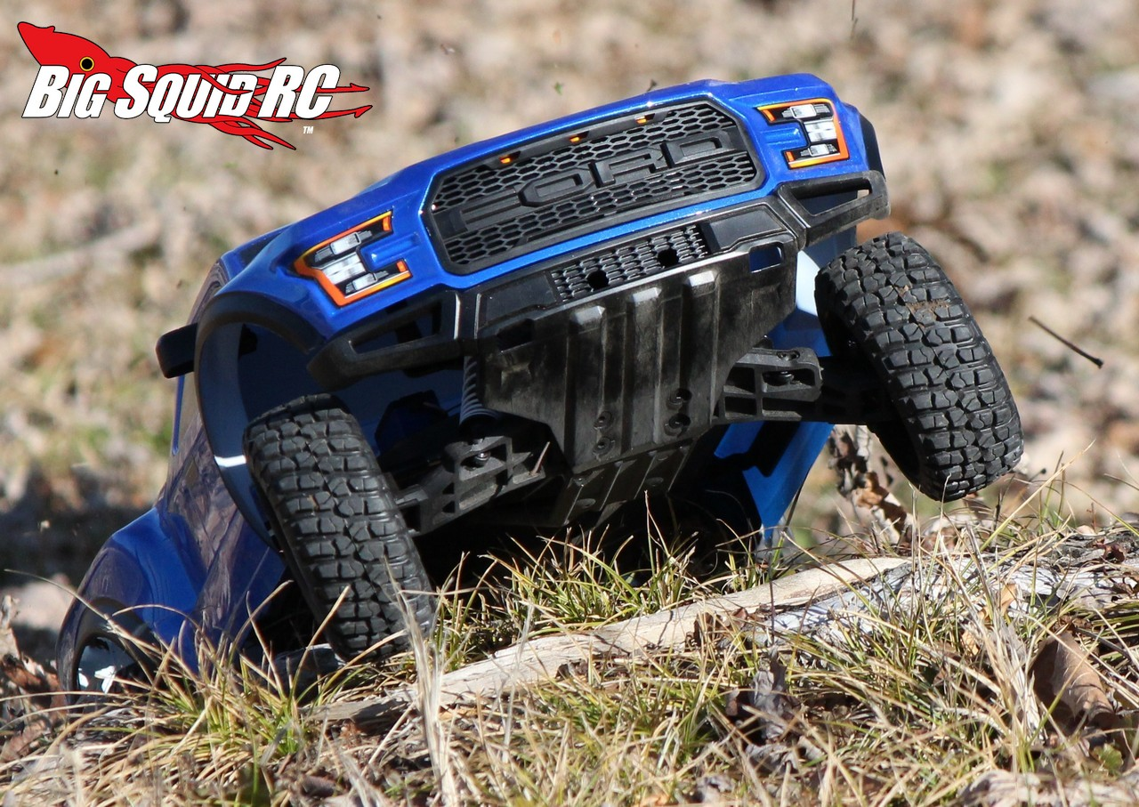 Traxxas 2017 Ford F 150 Raptor Review 171 Big Squid Rc Rc