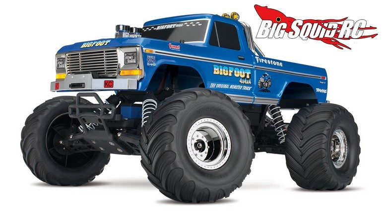Traxxas BIGFOOT No. 1