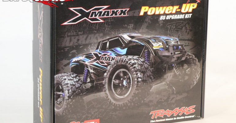 Traxxas X-Maxx 8S Upgrade Kit