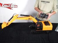 Video RC4WD Earth Digger 4200XL Hydraulic Excavator RTR