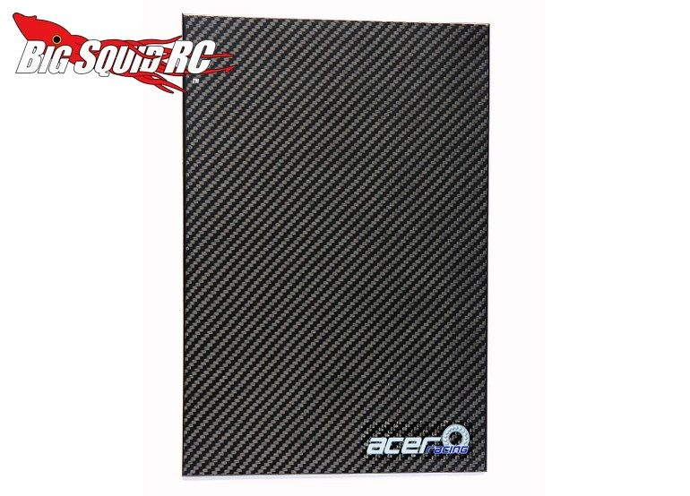 Acer Racing Carbon Fiber Sheets