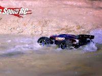 Big Splash Traxxas E-Revo Video