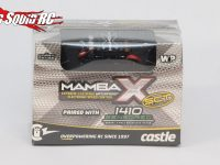 Castle Mamba X 1410 Brushless Review