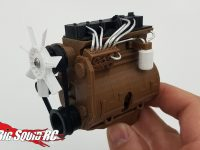 Exclusive RC Scale Engine