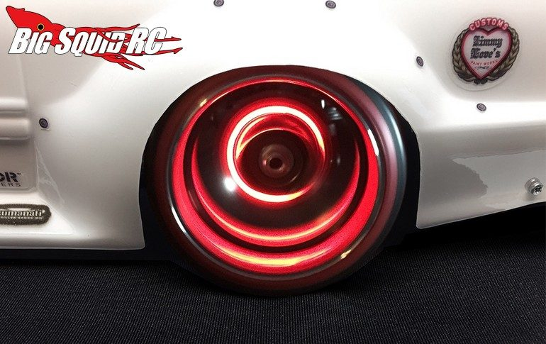 FireBrand RC SUPAFLY LED HUBS