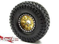 Gear Head RC 1.9 Gold Tombstone Wheels