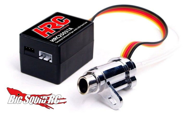 HRC Racing Exhaust Pipe Smoke Generator