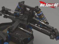 JConcepts B64 B64D Fin Titanium Turnbuckle Set