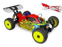 JConcepts S3 RC8B3 Worlds Body