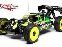JQRacing BLACK Edition Nitro Buggy