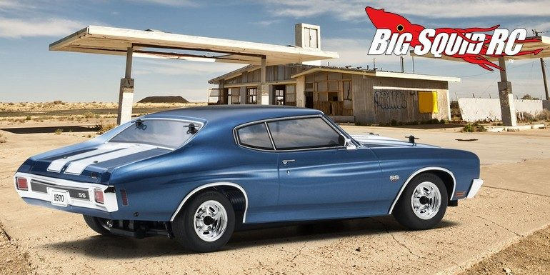 Kyosho 1970 Chevy Chevelle SS