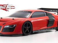 Kyosho Audi R8 LMS KE25