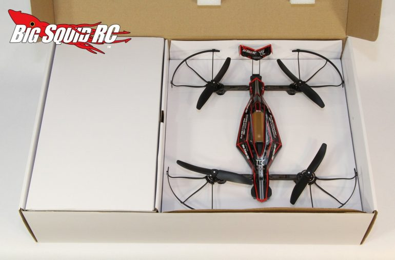 Kyosho Zephyr Drone Racer Unboxing