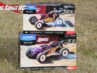 Losi EIGHT Nitro Buggy EIGHT-T Nitro Truggy Unboxing