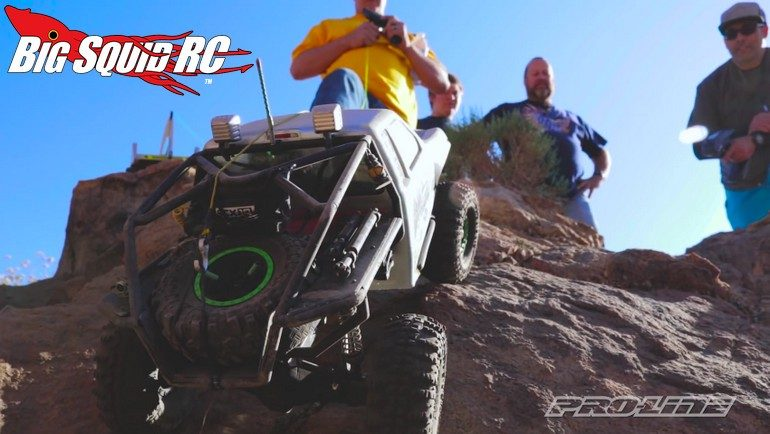 Pro-Line 2017 By The Fire Scale Adventure