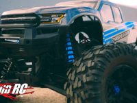 Pro-Line Traxxas X-Maxx Ford Raptor Video