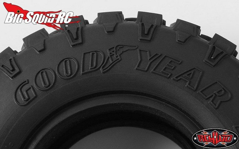 RC4WD Goodyear Wrangler Duratrac 1.9 Tires