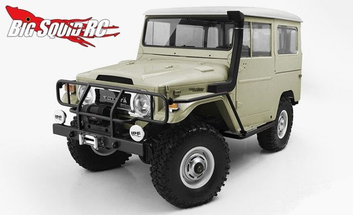 RC4WD Rhino Bumper, Sliders and Bumper Extension Package Gelande 2 Cruiser
