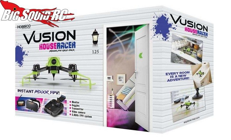 Rise Vusion House Racer