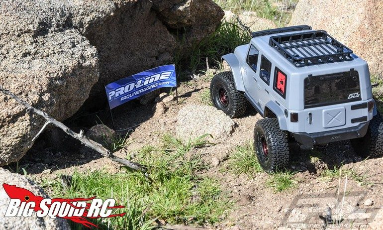 Scale Pro-Line Factory Team Banners