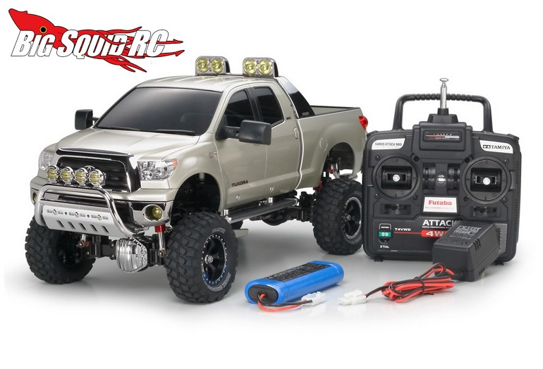 Tamiya To Re Release The Toyota Tundra High Lift 171 Big