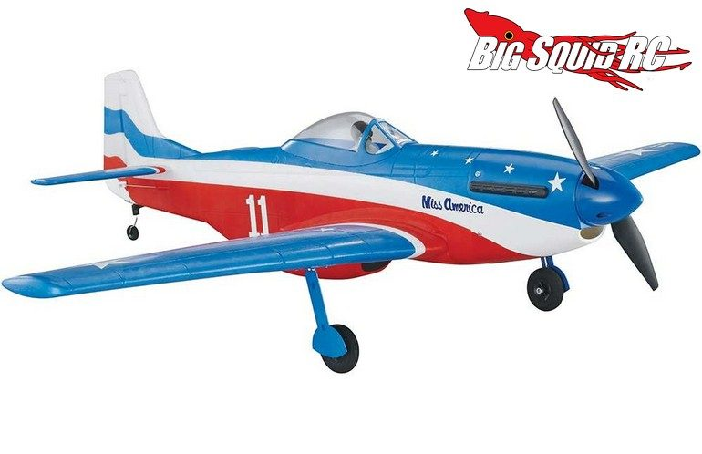 Tower Hobbies P-51D Mustang Airplane