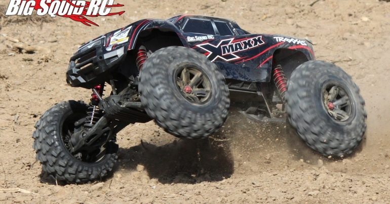 Traxxas 8S X-Maxx Review