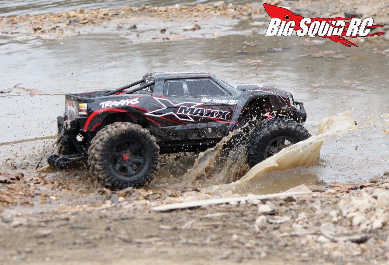 THE Traxxas 8S X-Maxx Review « Big Squid RC – RC Car and Truck News