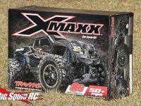 Traxxas 8S X-Maxx Unboxing
