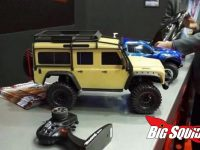 Traxxas Land Rover Scale Crawler