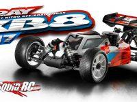 XRay 2017 XB8 Buggy