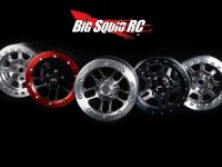 Yeah Racing 1.9 Inch Aluminum Heavy Duty Beadlock Crawler Wheels
