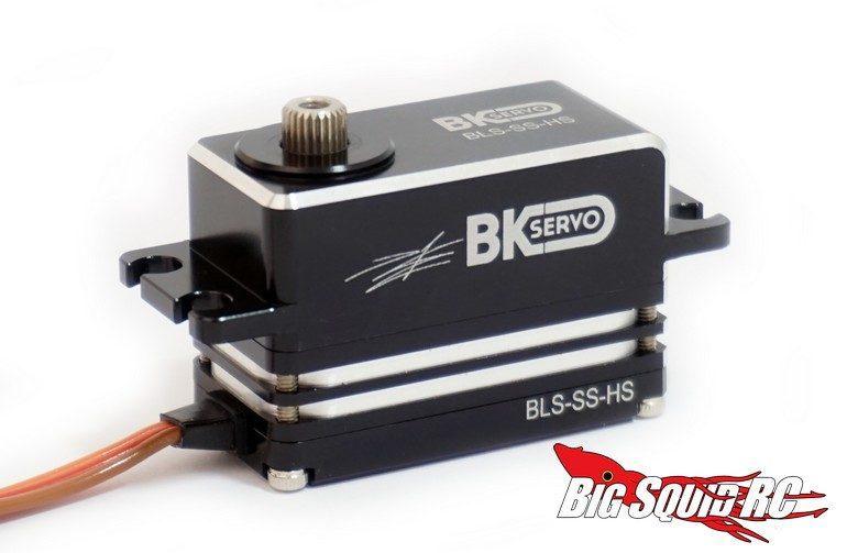 BK Servo BLS-SS-HS