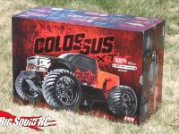 CEN Colossus XT Unboxing