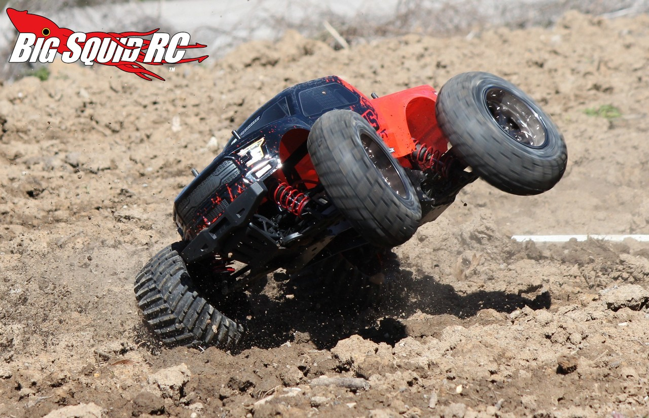 CEN Racing Colossus XT Review « Big Squid RC – RC Car and Truck News