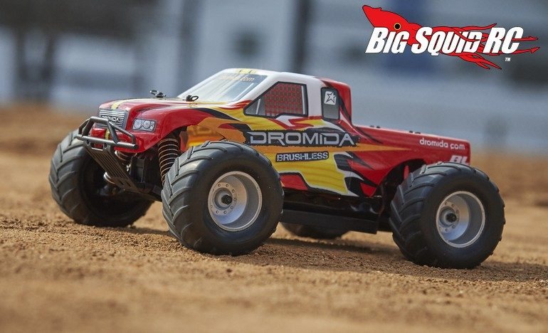 Dromida Brushless Monster Truck