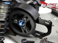 Exotek B6 Motor Plate Spur Cover