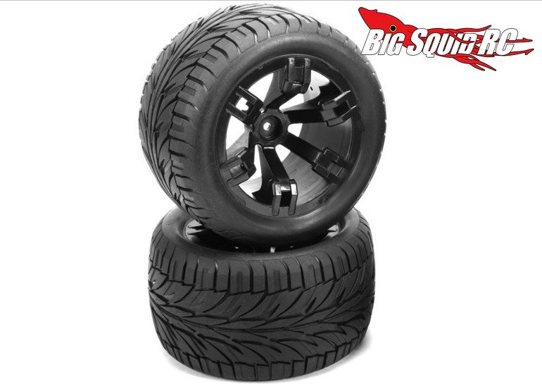 HRC Racing StreetFighter Monster Truck Tires
