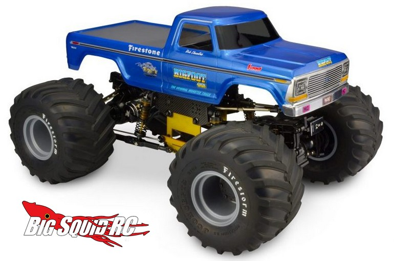 Jconcepts 1979 Ford F 250 Monster Truck Body Big Squid Rc Rc Car And Truck News Reviews Videos And More
