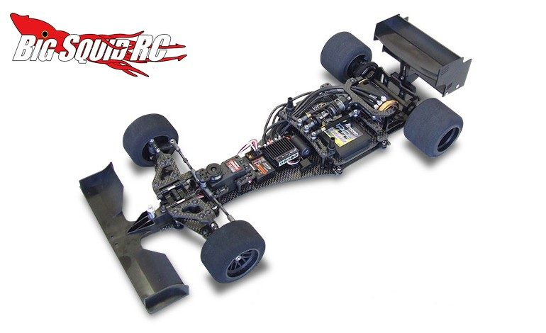 Kawada F501 F1 Car