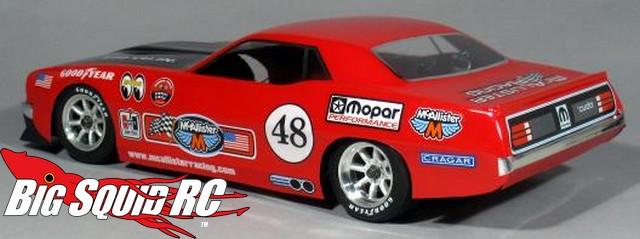 Monster Truck Rc Cars >> McAllister Racing AAR Cuda VTA Body « Big Squid RC – RC ...