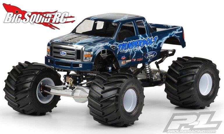 Pro-Line 2008 Ford F-250 Monster Truck Body