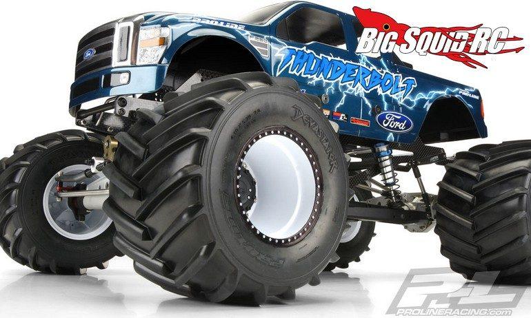 Pro-Line Devastator 2.6 Monster Truck Tires