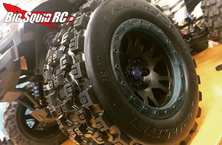 Pro-Line Badlands MX Tires Wheels Traxxas X-Maxx
