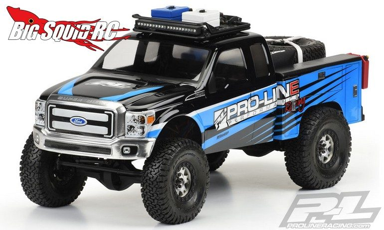 Pro-Line Utility Bed Body