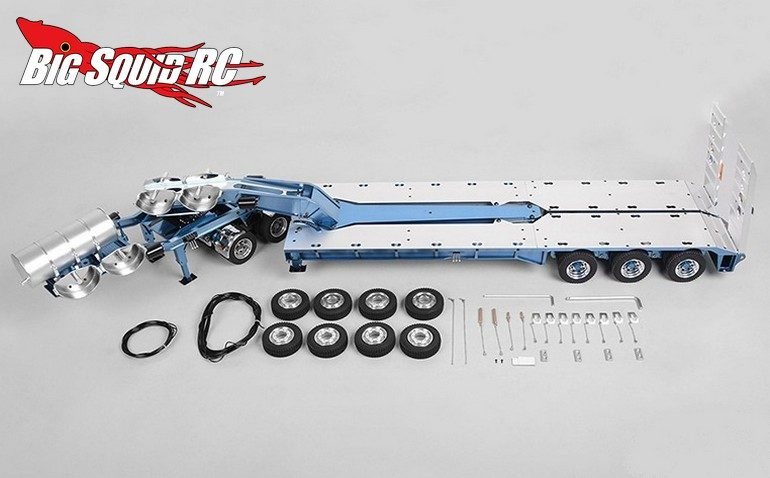 RC4WD Swingwing Widening Equipment Semi Trailer Widening Dolly