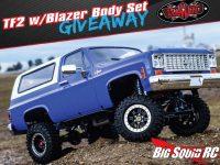 RC4WD - TF2 Blazer Giveaway