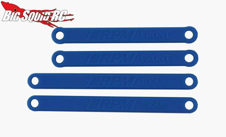 RPM Blue Traxxas Camber Links